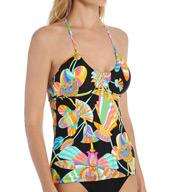 Trina Turk Tahitian Floral Tankini Swim Top TT5W282