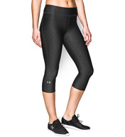 Under Armour UA HeatGear Armour 17 Inch Capri 1257980