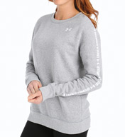 Under Armour ColdGear UA Favorite Fleece Graphic Crew 1260118