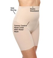 Va Bien Smooth Couture High Waist Long Leg Shaper 632