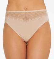 Vanity Fair My Favorite Panty With Lace- Hi Cut Brief Panty 13230