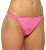 Vanity Fair Illumination String Thong 18-109