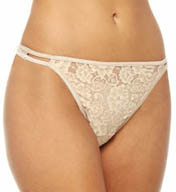 Vanity Fair Illumination Helenca Lace Thong 18-203