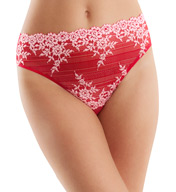 Wacoal Embrace Lace Hi Cut Brief Panty 841191