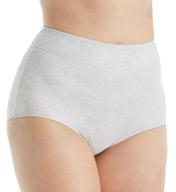 Warner's No Pinching, No Problems Modern Brief Panty 5738