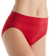Warner's No Pinching No Problems Seamless Hi Cut Panty RT5501P