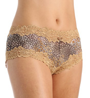 Whimsy by Lunaire Barbados Sexy Basic Boy Short Panty 15232