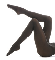 Wolford Cotton Velvet Tights 11130