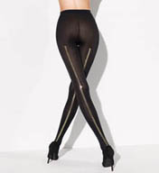 Wolford Zip Tights 14424
