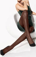 Wolford Cross Line Tights 18954
