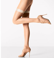 Wolford Eyla Stay-Ups Knee Highs 28068