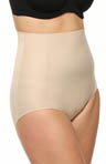 TC Fine Intimates Surprise Single Ply Firm Control Hi Waist Brief 4055