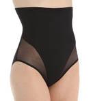Sheer Shaping & Comfort Hi-Waist Brief Panty Image