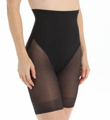 TC Fine Intimates Sheer Shaping & Comfort Hi-Waist Thigh Slimmer 4229