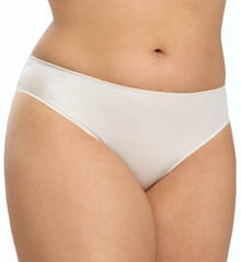 TC Fine Intimates Microfiber Wonderful Edge Hipster Plus Size Panty A4-003
