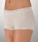 Wonderful Edge Lace Trim Boyshort Panties