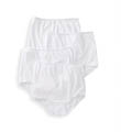 Teri Cotton Full Cut Brief 4 Pack Panty 122