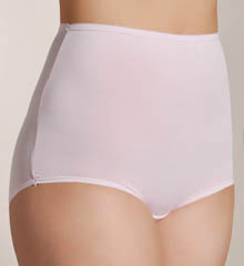 Microfiber Full Cut Brief Panty 3-Pack
