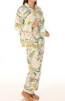 Songbird Pajama Set with Sleep Mask