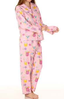 The Cat's Pajamas Happy Hour PJ Set