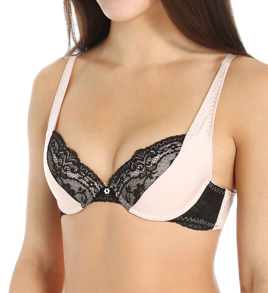 6175decce9e3 The Little Bra Company Mercedes Petite #Contoured #Demi #Push #Up #Bra  #Good #Push #up #bra for #32A #cup #size women