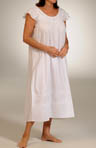 Dona Aurora Short Sleeve Cotton Gown