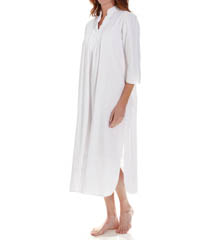 Thea Virginia Fine Brushed Cotton Flannel Gown 8090