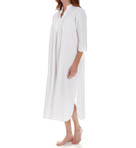 Virginia Fine Brushed Cotton Flannel Gown
