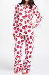 Poppies Pajama Set