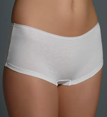 Cotton Shorty Panty