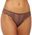 Timpa Duet Lace Thong 615288