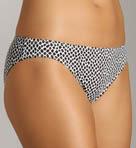 Snakeskin Hipster Bottom Swimwear