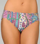 Grace Bay Island High Waist Classic Swim Bottom