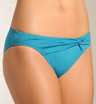 Pearl Islands Twist Front Swim Hipster