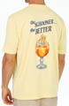 The Schooner The Better T-Shirt Image