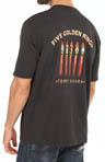 Tommy Bahama Five Golden Rings Soft Washed Crew T-Shirt TR26477