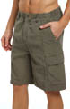 Key Grip Survivor Stretch Waist Short Image