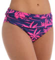 Sugar Shack High Waist Sash Swim Bottom Image