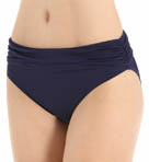 Pearl Solids High Waist Sash Swim Bottom Image
