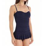Pearl Solids One Piece Swim Dress Image