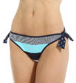 Tommy Bahama Reversible Tie Side Hipster Swim Bottom TSW25705B