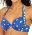 Tommy Bahama Foulard Frenzy Underwire Swim Top TSW33200T