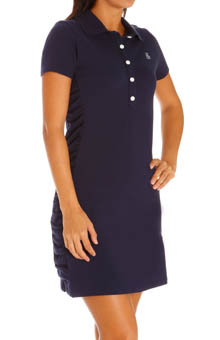Tommy Bahama Side Shirred Collared Dress TSW34102C