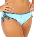 Baia Hot Dot & Stripe Reversible Swim Bottom Image