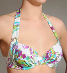 Windsor Paisley Full Coverage Underwire Swim Bra