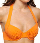 Pearl Solids Underwire Full Coverage Swim Top