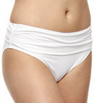 Tommy Bahama Pearl Solids High Waist Sash Swim Bottom TSW55907B