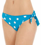 Paint Dot Reversible Swim Bottom Image