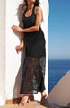Tommy Bahama Lace Long Tank Dress TSW74116C