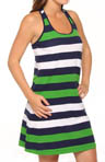 Tommy Bahama Rugby Stripe Short Tank Dress TSW74821C